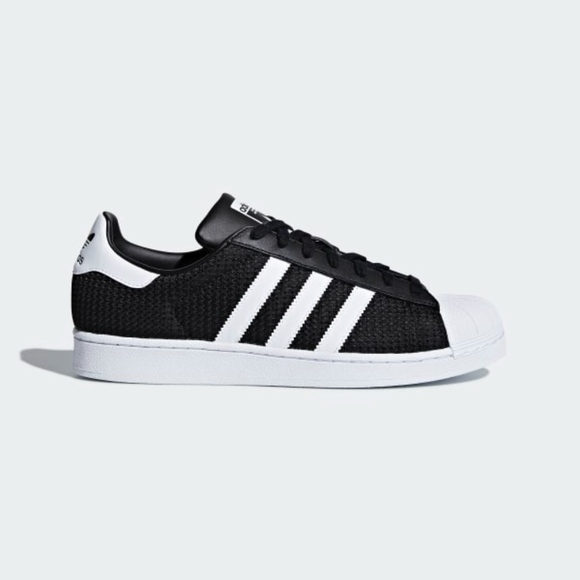 adidas Other - ▫️ADIDAS Black Superstar Shoes▫️